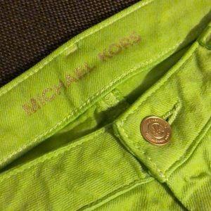 Michael Kors 5-Pocket Skinny Jeans